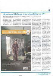 6 ontwikkelingen behandelingen IPF